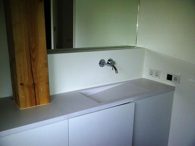 Granietshop voor uw keuken werkblad van graniet caesarstone en silestone - Oude keuken wastafel ...