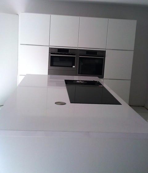 Greeploze keuken nadelen - Werkblad voor witte keuken ...